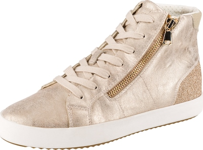 GEOX Sneakers High 'Blomiee' in gold, Produktansicht