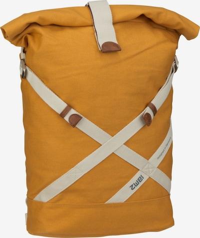 ZWEI Rucksack 'Yoga YR250' in gelb, Produktansicht