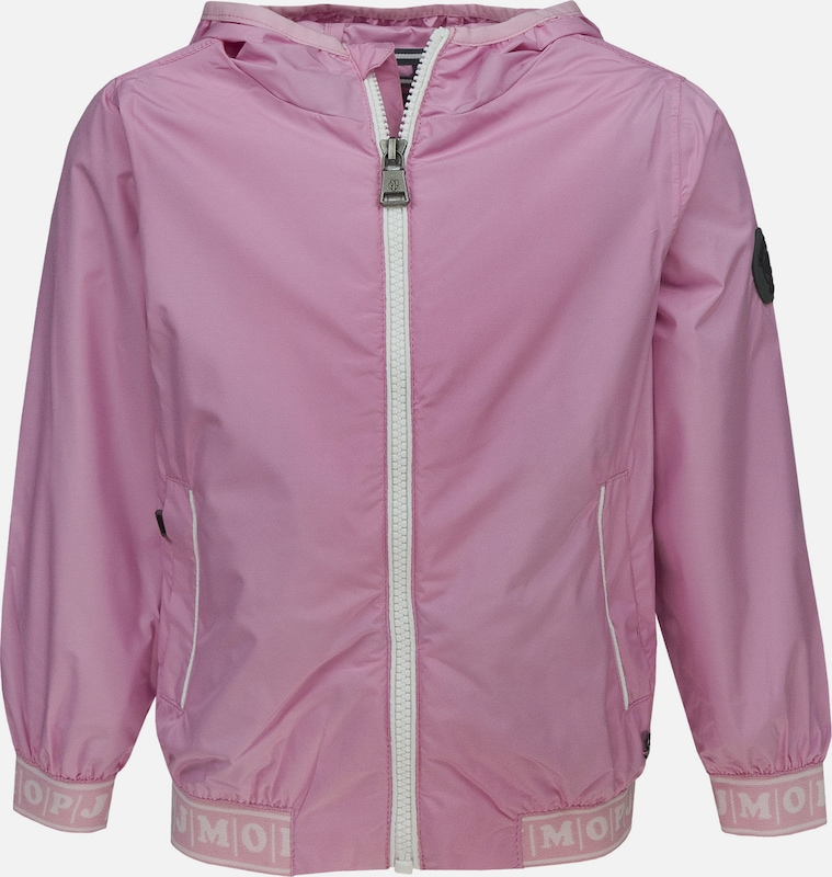 Marc O'Polo Junior Windbreaker in pink, Produktansicht