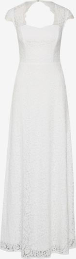 ABOUT YOU Večernja haljina 'Lisa' u bijela, Pregled proizvoda