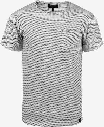 INDICODE JEANS Rundhalsshirt 'Albin' in schwarz, Produktansicht