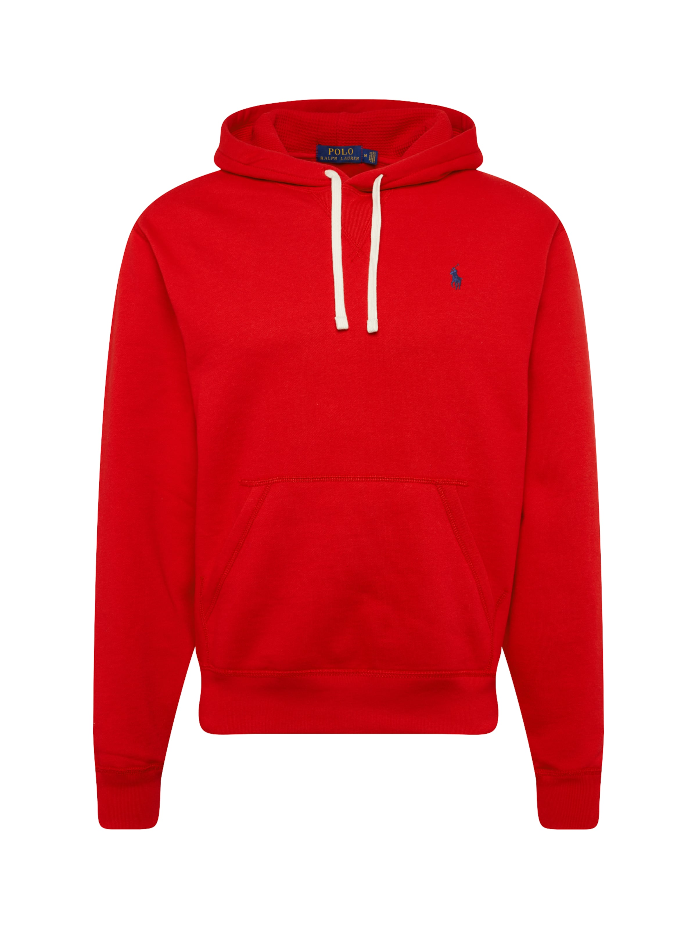 'athletic' Hoodie In Ralph Polo Lauren Rot hQtrCxBsd