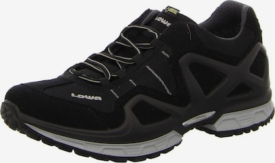 LOWA Schnürschuhe in schwarz, Produktansicht