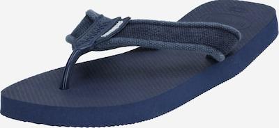 HAVAIANAS Séparateur d'orteils en marine / indigo, Vue avec produit
