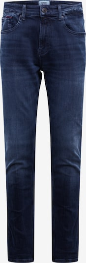 Tommy Jeans Jeans 'AUSTIN' in blue denim: Frontalansicht