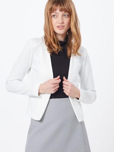 ICHI Blazer 'IXKATE SHORT BL' in weiß, Modelansicht