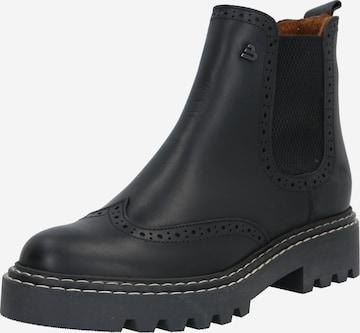 BULLBOXER Chelsea Boots 'Bootie' in Black