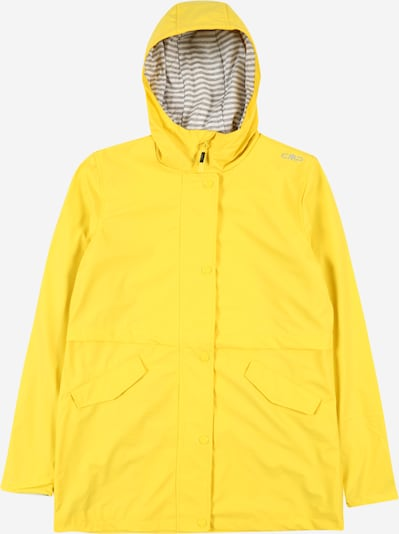 CMP Chaqueta de montaña en amarillo, Vista del producto