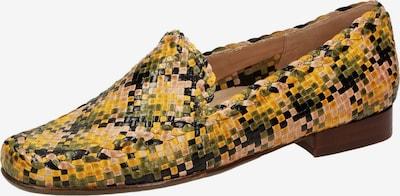 SIOUX Slipper 'Cordera' in gelb / grasgrün / mischfarben, Produktansicht
