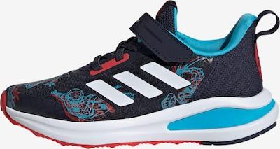 ADIDAS PERFORMANCE Sportschuhe in hellblau / dunkelblau / rot, Produktansicht