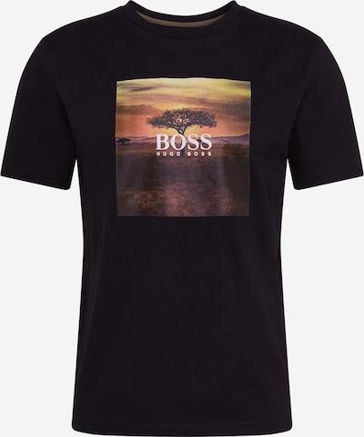 BOSS Shirt 'Troaar 5' in mischfarben / schwarz, Produktansicht