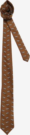 Tiger of Sweden Krawatte 'TRIGON tie' in gelb, Produktansicht