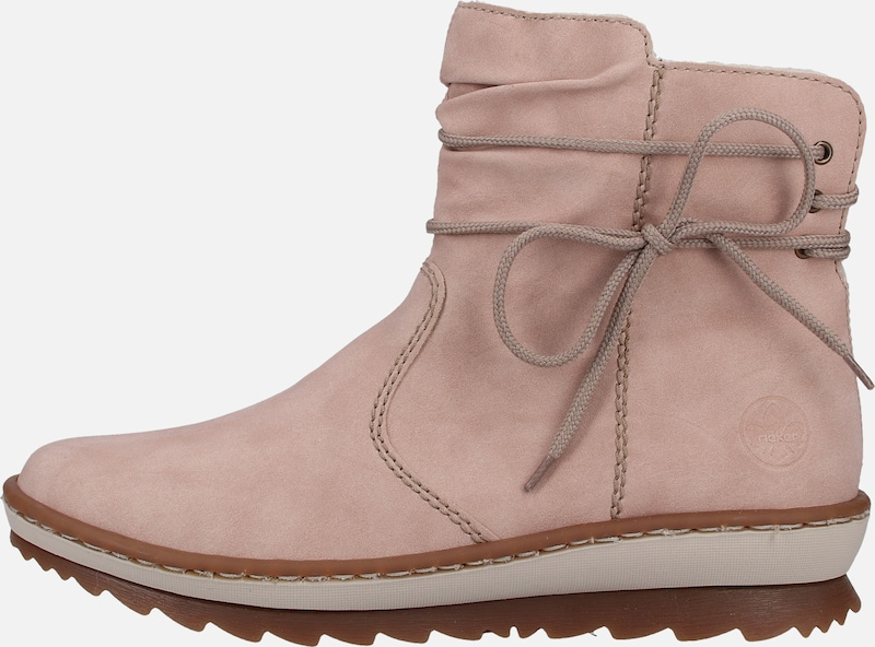 RIEKER Stiefel in rosa | ABOUT YOU