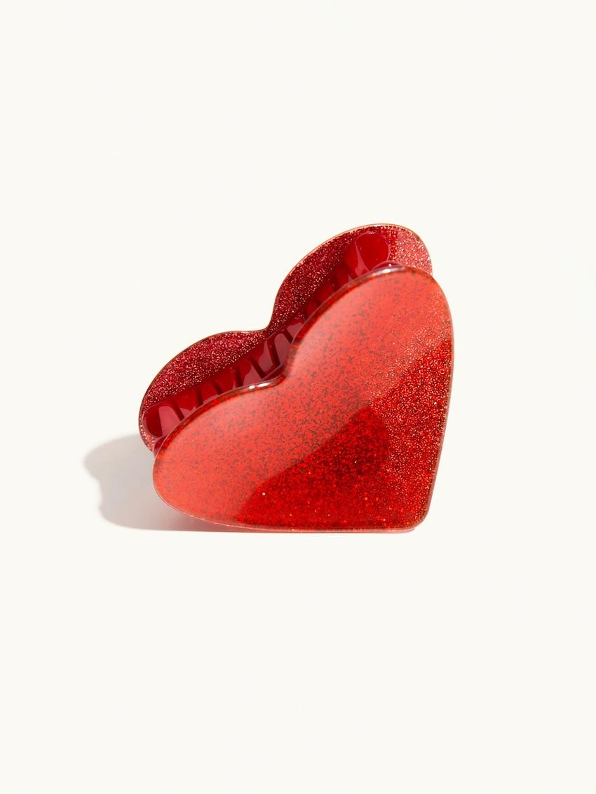 Haarklammer 'Heart'