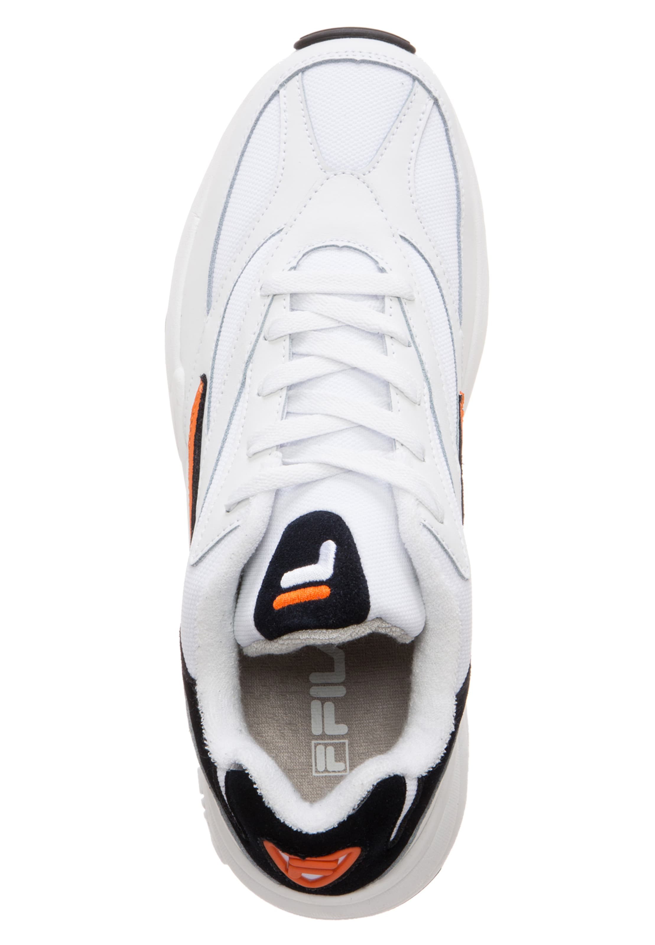 'heritage V94m' Sneaker Fila Weiß In OrangeSchwarz OPkTZiXu