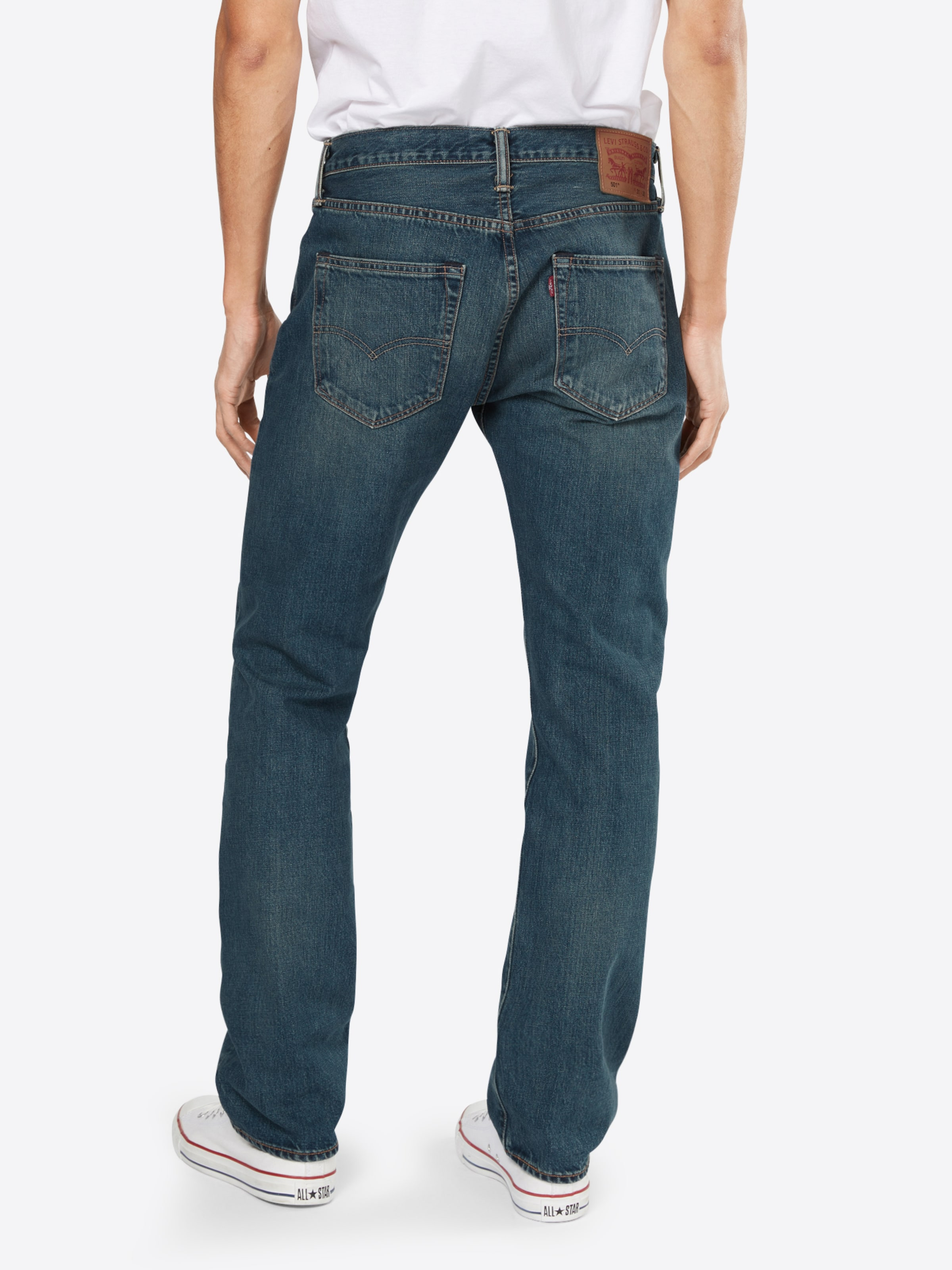 Denim Jeans Blue '501 Original Fit' In Levi's Ok8wXnN0P