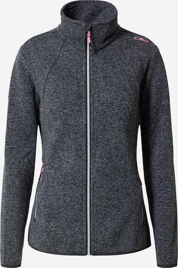 CMP Sportjacke in grau / schwarz, Produktansicht
