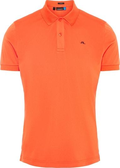 J.Lindeberg Poloshirt 'Beau' in dunkelorange, Produktansicht