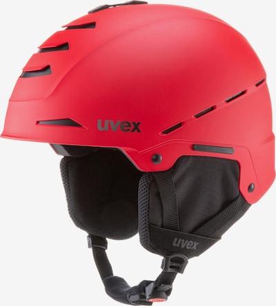 UVEX Skihelm 'legend' in rot, Produktansicht
