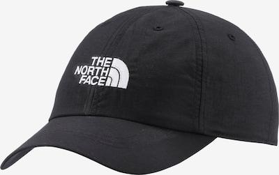 THE NORTH FACE Gorra deportiva 'Horizon' en negro / blanco, Vista del producto