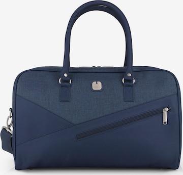 Gabol Weekender Reisetasche 'Mailer' 45 cm in Blau