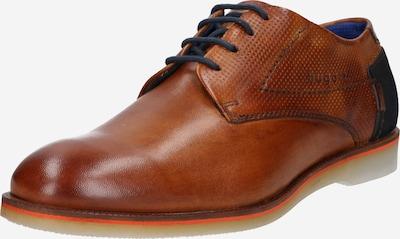 bugatti Šnurovacie topánky 'Melchiore' - námornícka modrá / koňaková, Produkt