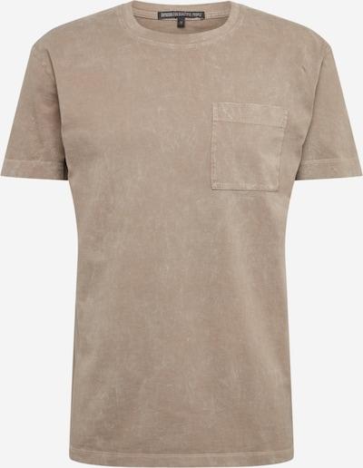 DRYKORN T-Shirt 'SCOLD' en beige, Vue avec produit