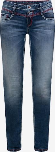 Soccx Jeans 'KA:RA' in blue denim, Produktansicht