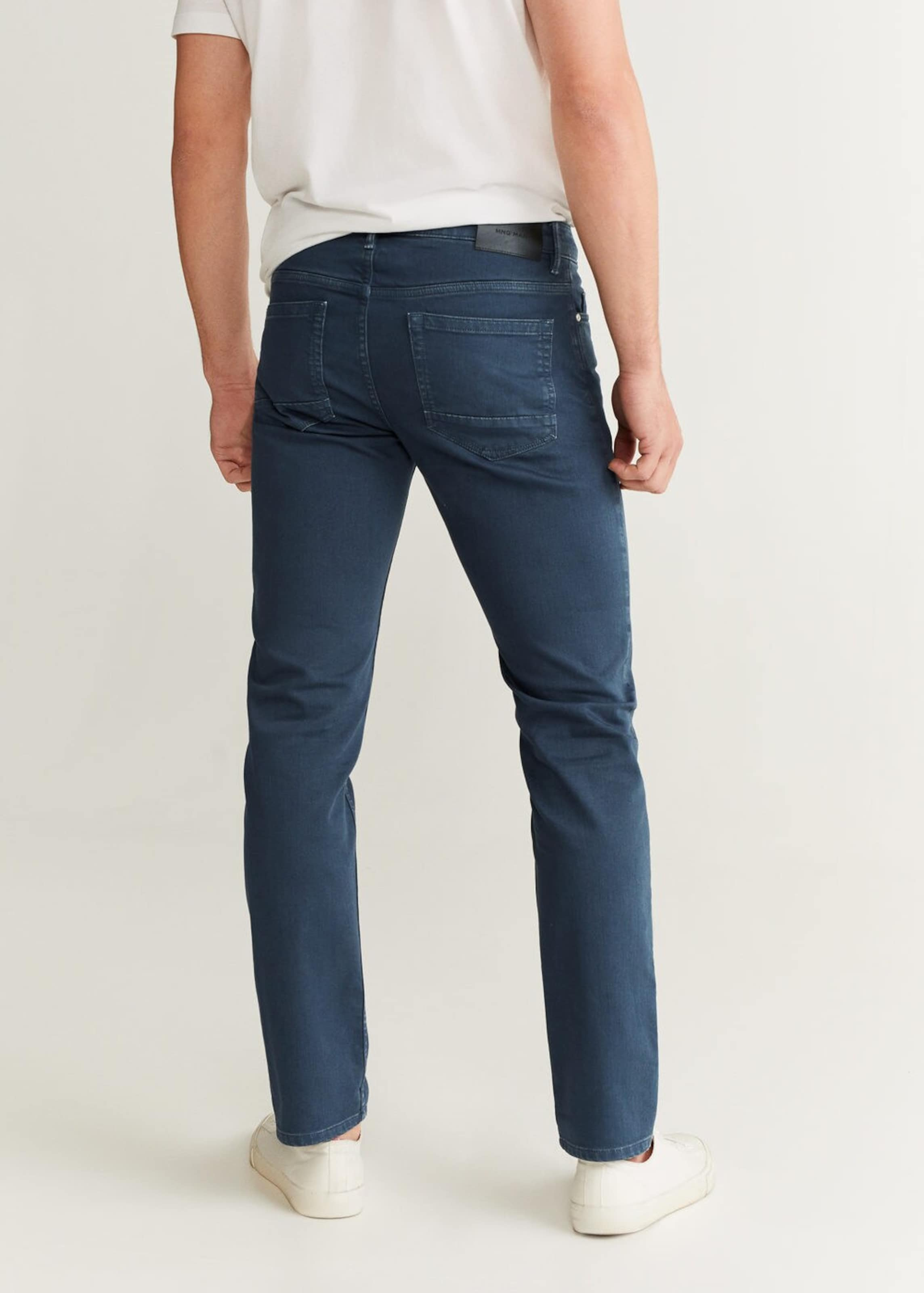In Jeans Mango Denim Blue Man 'alex5' YeDI29HWE