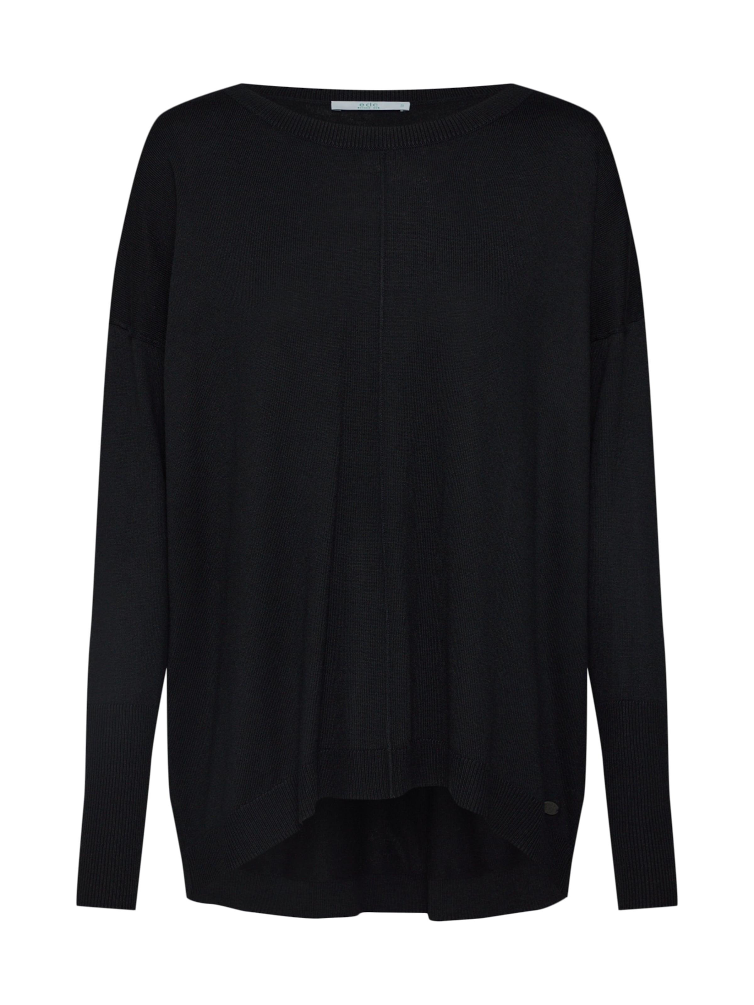 Esprit over Sweaters' Pull W En Noir Overs 'e Seam Edc By 9E2IWDH