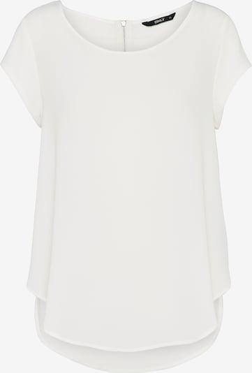ONLY Blusenshirt 'onlVIC' in offwhite, Produktansicht