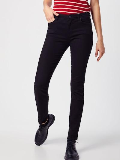 ESPRIT Jeans 'OCS MR Straight' in schwarz, Modelansicht