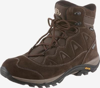 Brütting Boots in braun, Produktansicht