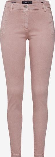 REPLAY Pantalon 'KARYNA' en rose: Vue de face