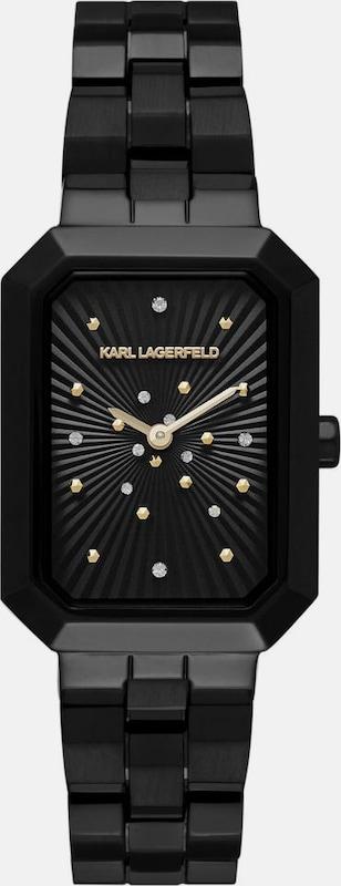 Karl Lagerfeld Quarzuhr 'LINDA'