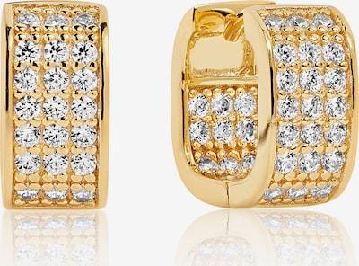 Sif Jakobs Ohrhänger 'Matera' in gold, Produktansicht