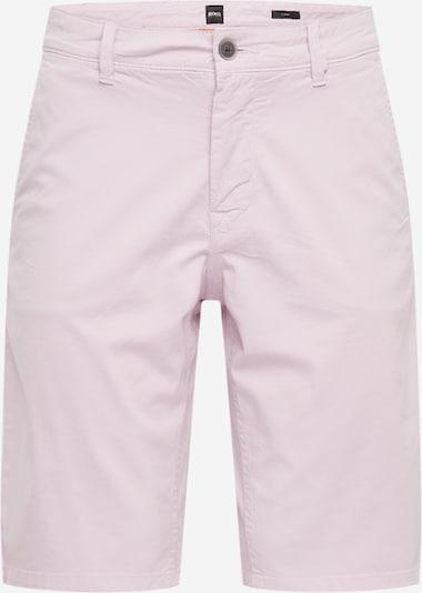 BOSS Hose 'Schino-Slim Shorts' in rosa, Produktansicht