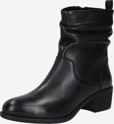 Steven New York Gležnarji | črna barva, Prikaz izdelka