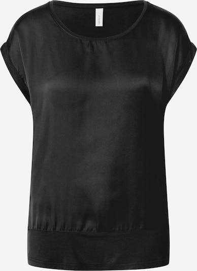 Soyaconcept Koszulka w kolorze czarnym: Widok z przodu