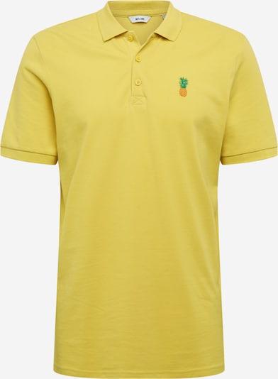 Only & Sons Koszulka 'ONSBILLY REG SS POLO' w kolorze żółtym: Widok z przodu