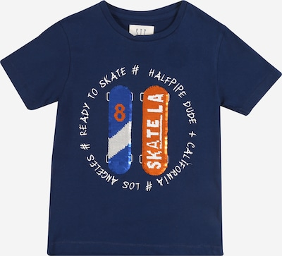 STACCATO Shirt in marine, Produktansicht