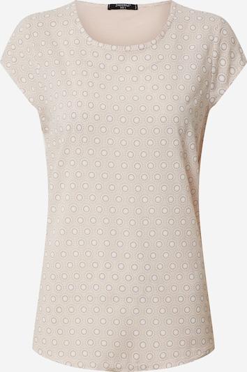 ZABAIONE Majica 'Ines' | bež barva, Prikaz izdelka