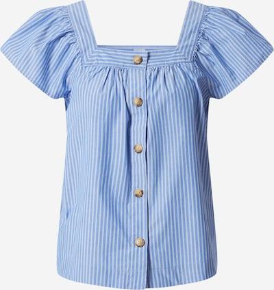 GAP Bluse in blau / mischfarben, Produktansicht