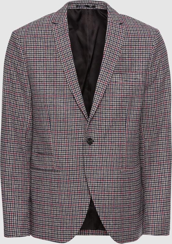 SELECTED HOMME Sakko 'SLHSLIM-REGENT BLAZER B' in anthrazit  Neue Kleidung in dieser Saison