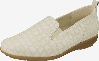 Natural Feet Slipper in weiß, Produktansicht