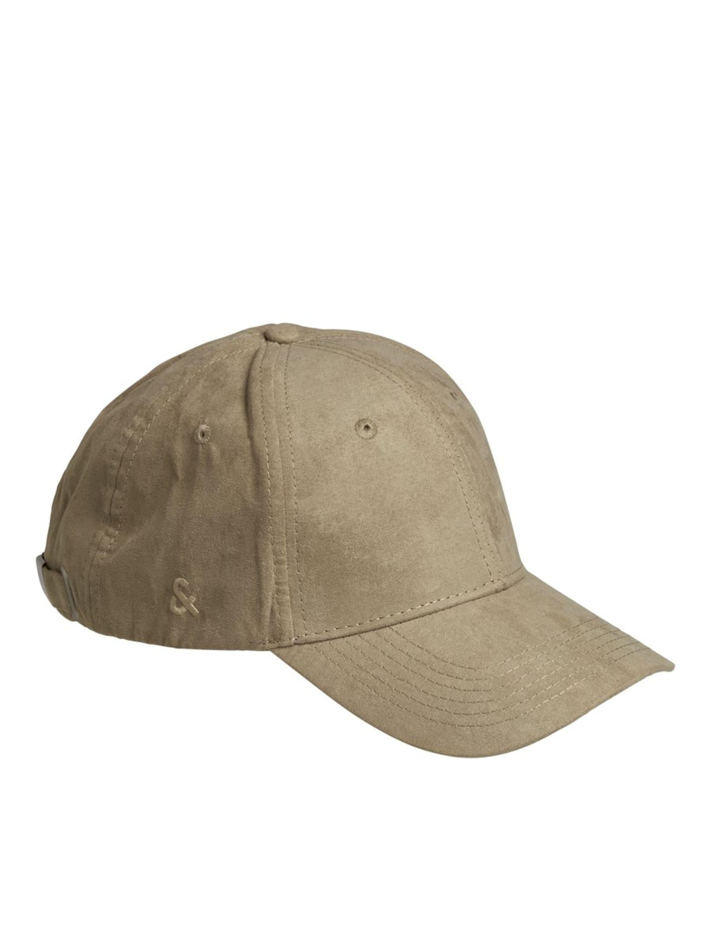 Baseball' Jackamp; Cap In Hellbraun 'tylor Suede Jones O0Nwymnv8