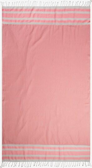 CODELLO Strandtuch mit stylischen Fransen in pink, Produktansicht