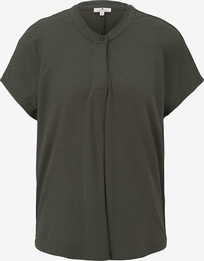 TOM TAILOR Shirt in Kaki IDVMzkFJ