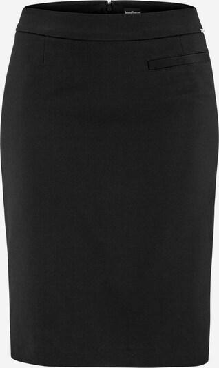 BRUNO BANANI Bleistiftrock in schwarz, Produktansicht