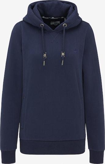 DREIMASTER Pullover in dunkelblau, Produktansicht